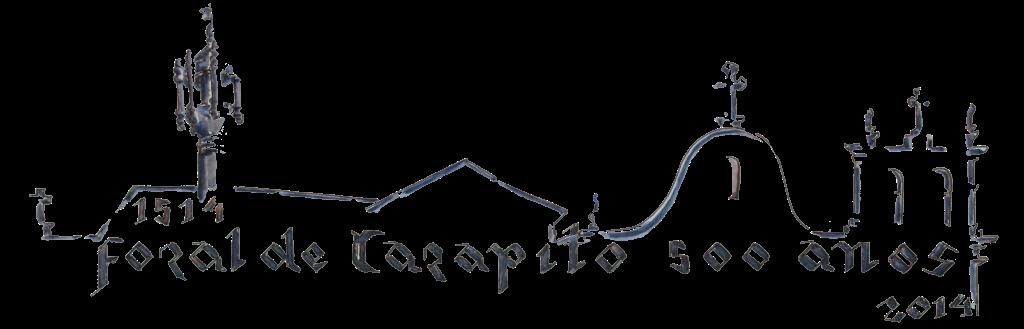 logótipo_carapito_500_anos_foral_B