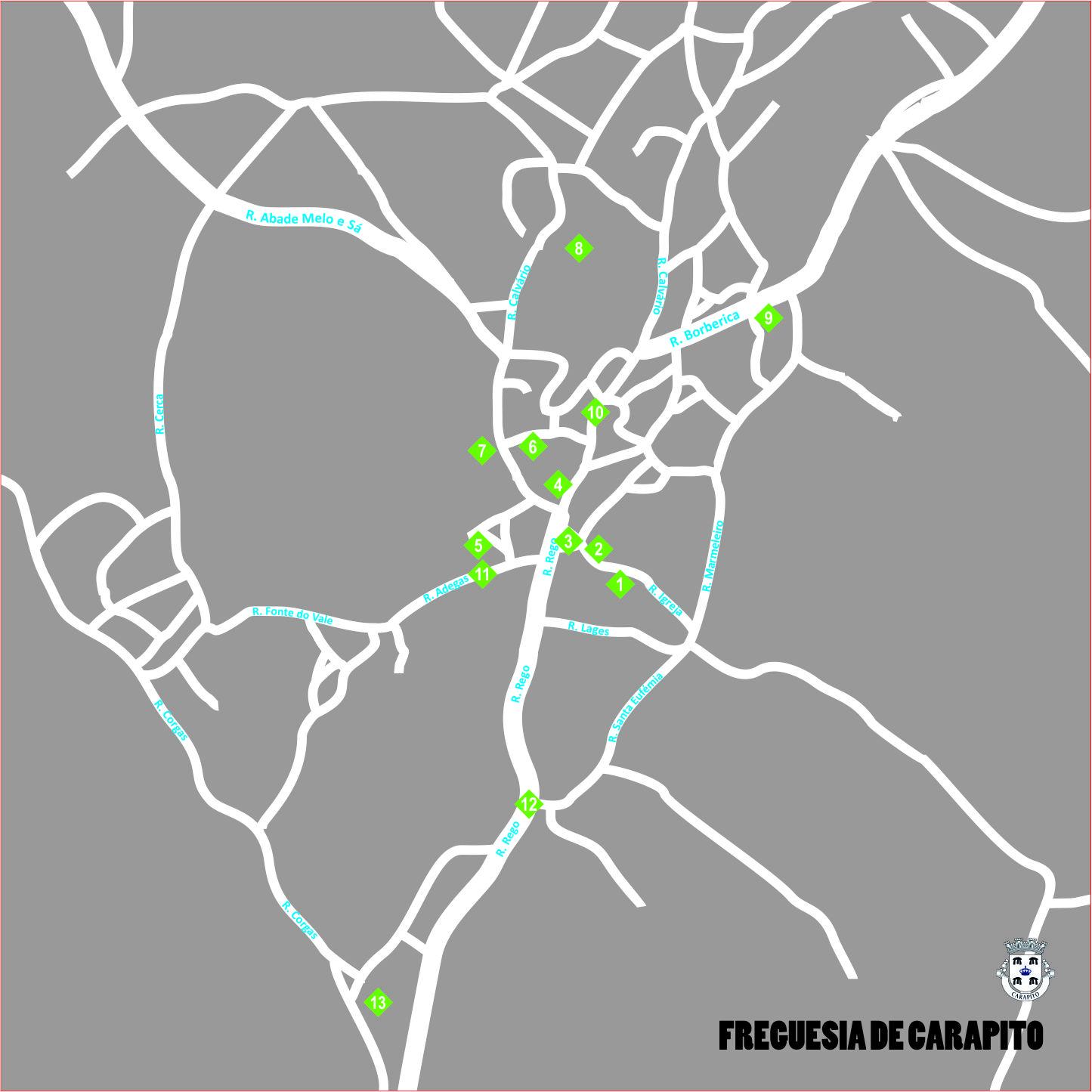 Mapa de Carapito 1