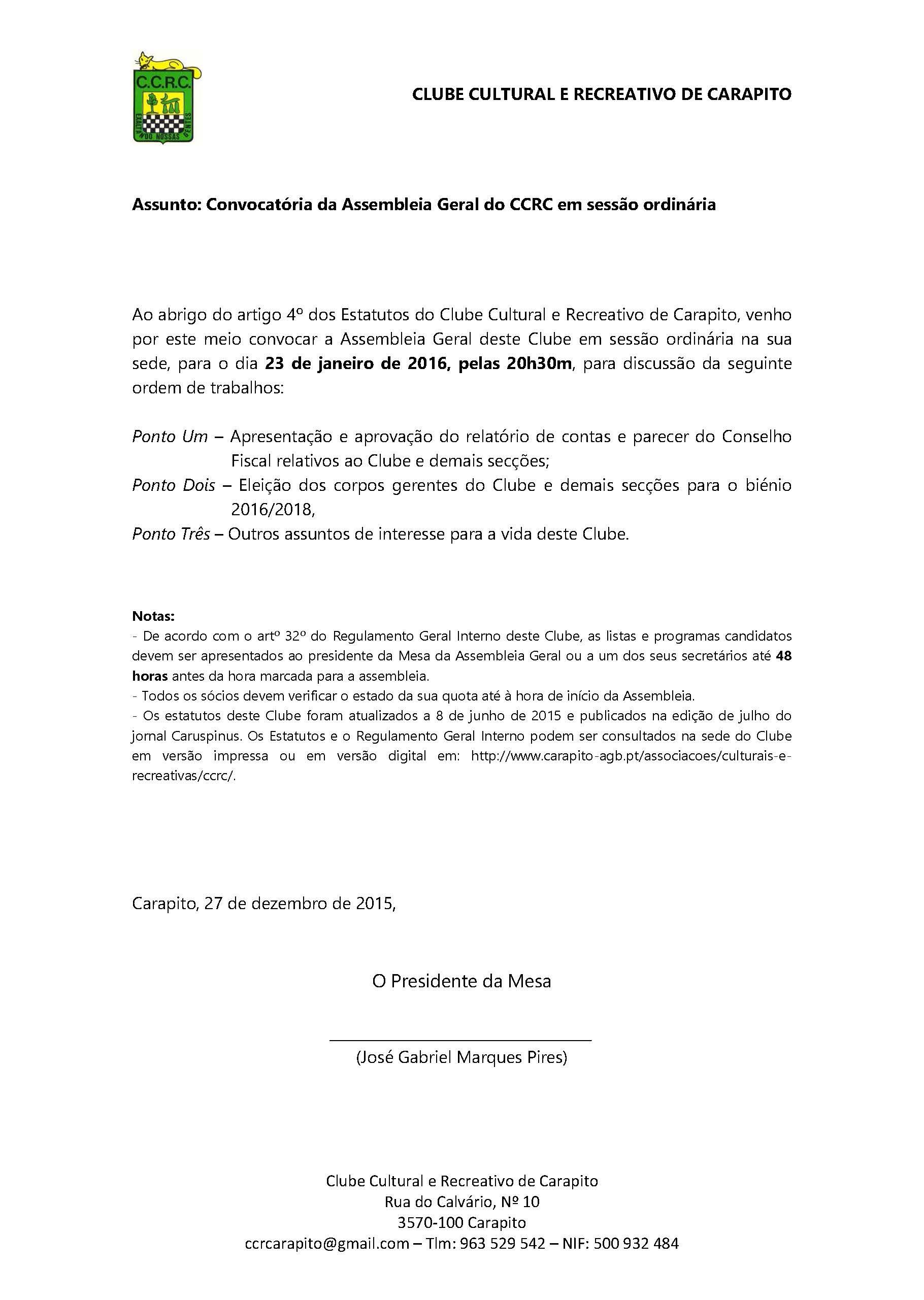 CONVOCATÓRIA_AG CCRC_2016