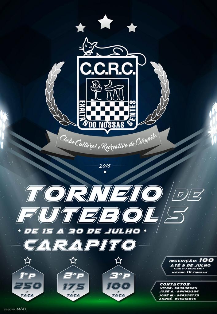 Cartaz CCRC troneio_2016