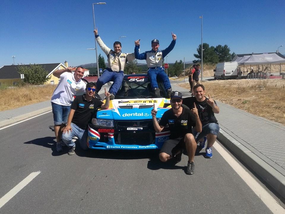 Carlos Fernandes e Valter Cardoso foram os grande vencedores do Rali Aguiar da Beira/Sernancelhe 2016 entre os inscritos no Campeonato FPAK de Ralis (Rali Aguiar da Beira/Sernancelhe 2016).