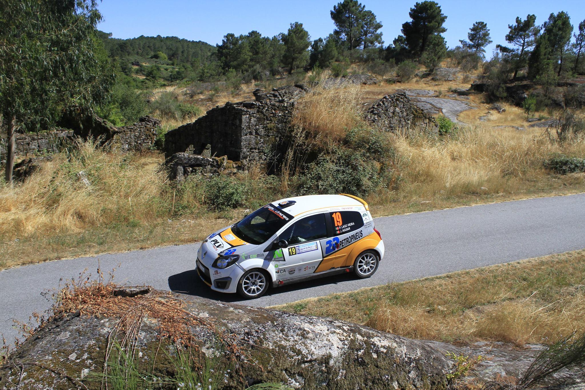 Pedro Lago Vieira Racing foi o grande vencedor o Rali Aguiar da Beira / Sernancelhe 2016 entre os inscritos no CNRI (Rali Aguiar da Beira/Sernancelhe 2016).