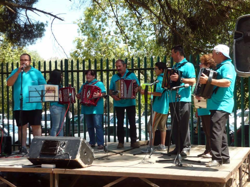 Grupo de Concertinas Clave de Sol