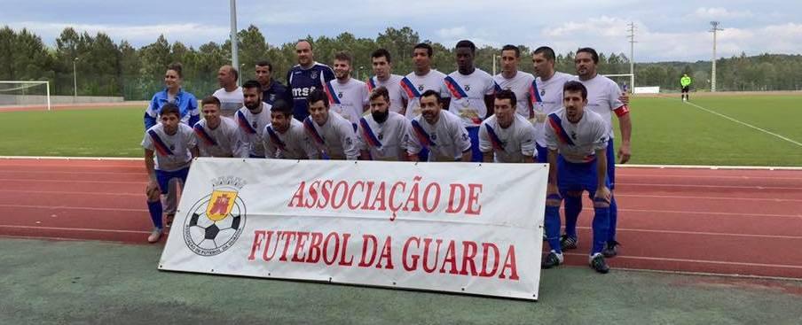 Equipa de Aguiar da Beira (foto Mais Aguiar da Beira).