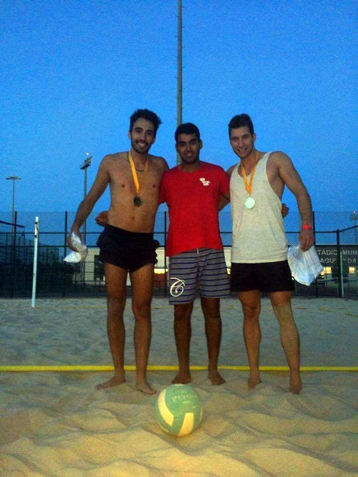 Equipa vencedora (Município de Aguiar da Beira).