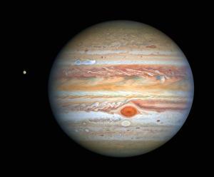 Júpiter e Europa
