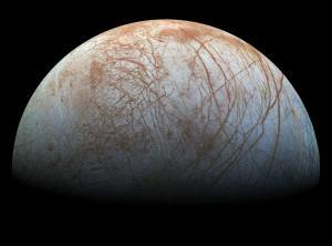 Europa, lua de Júpiter