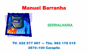 Manuel Barranha