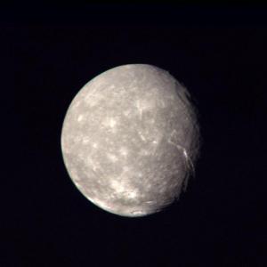 Titânia, lua de Úrano
